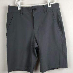 UNDER ARMOUR HEATGEAR MANTRA FITTED SHORTS